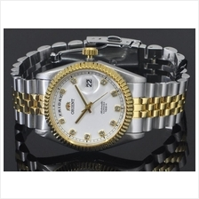 ORIENT Men Automatic Rolex-style Watch CEV0J002W
