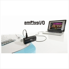 VOX amPlug I/O - USB Guitar Audio Interface (NEW) - FREE SHIPPING