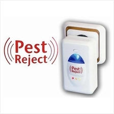The New Generation of Pest Reject Ultrasonic Repellent