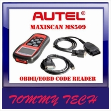 MaxiScan MS509 OBD2 Scanner Code Reader BMW,BENZ,ALL OBD 2