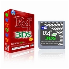 NDS , 3DS R4I CARD -RED