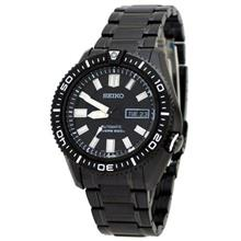 SEIKO SKZ329K1 SKZ329 AUTOMATIC DIVER'S 200M BLACK SS MENS WATCH