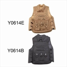 SWAT Airsoft CS Paintball Tactical Hunting Combat Assault Vest Outdoor