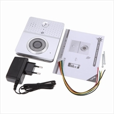 Multifunction Wireless WiFi Video Visual Door Phone Doorbell Intercom