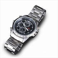 High Quality HP/DVR Silver Built-In Camera Watch Spy Watch 8GB