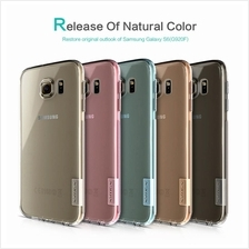 Galaxy A3 A5 A7 A8 S6 Edge Note 4 5 Nillkin Nature Slim TPU Case Cover