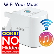 D-LINK DCH-M225 Smart Wireless Audio Receiver+WiFi Extender Repeater