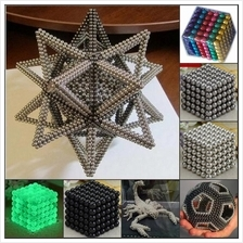 115 - MAGNETBALL Buckyballs Magnetic Puzzle Neocube 216pcs 5mm