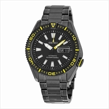 SEIKO AUTOMATIC SRP499K1 SRP499 DIVER'S 200M BLACK SS MENS WATCH