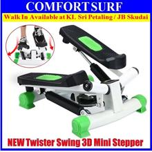 Twister Swing 3D Mini Stepper LCD Counter Slimming Fat GYM Exercise