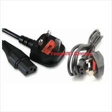 IEC 320 C13 to UK Plug Power Cable For PC (CP-C-135)