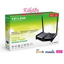 TP-Link High Power Wireless Router WiFi TL-WR841HP 8dBi UNIFI Maxis