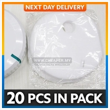 Auto Cleaner Robot Home Cleaning Microfiber 20 pcs Paper Refill Pack