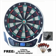 Electronic Dart Board Set 18' Multiple Game Mode