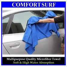 Multi-Use Car Home Wash Cleaning Drying Microfiber Towel 160*60cm