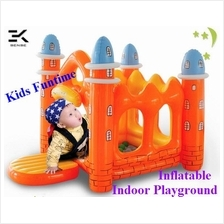 Indoor Inflatable Children Castle Playground (Intime07)