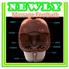 Automatic electric massage heated foot bath Footbath ZY-668