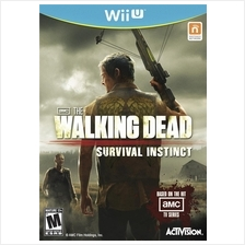 The Walking Dead Survival Instinct  Wii U NTSC