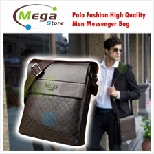 Polo Fashion Ipad, Iphone6, Business Shoulder Messenger Bag (Slim )