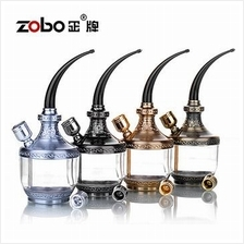 1 set Water Based Cigarette Filter Zobo - ZB509 - Portable Hookah