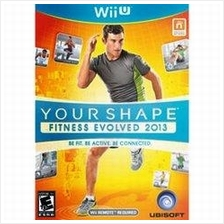Your Shape Fitness Evolved  Wii U