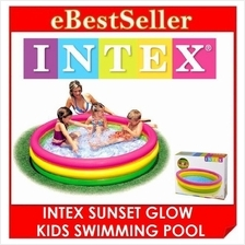 INTEX SUNSET GLOW Inflatable water POOL 58924NP 57412NP 57422NP