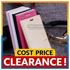 Xiaomi Mi3 M3 Standable Flip Silk Leather Pouch Case Cover Casing