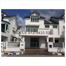 Semi-detached House : Jalan Megat Harun, Bukit Mertajam