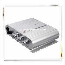 12V 200W CD MP3 Radio Car Motor Home Audio Stereo Speaker Amplifier