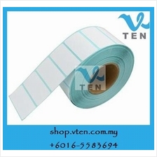 8 Rolls Thermal Barcode Sticker Paper Bar Code Paper 70x30mm