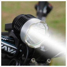Sale! USB CREE XM-L2 T6 1200 LM LED Outdoor Bicycle Light HeadLight