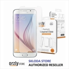 Orzly Premium Tempered Glass For Samsung Galaxy S6 / galaxy s6