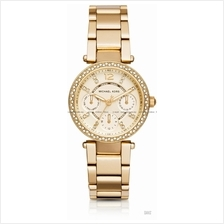 MICHAEL KORS MK6056 Mini Parker Multifunction Glitz Bracelet Gold