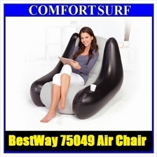 BestWay 75049 Inflatable Lounge Comfort Quest Relax Single Air Chair