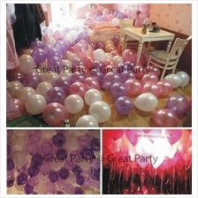 20x/50x/100x 2.2g GOOD QUALITY Wedding/Party/Birthday Balloon Decorate