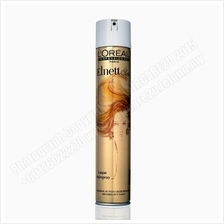 500ml Loreal Elnett Satin Laque Strong Hold Hairspray