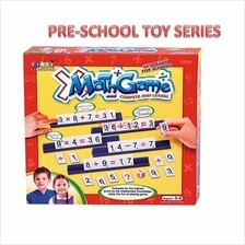 Kids Math Game - Compete &  Kids Learning Preschool Educational Toys