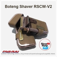 Boteng Shaver RSCW-V2 Rechargeable Shaver Trimmer & Mirror