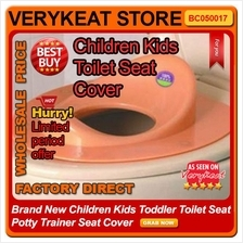 Brand New Children Kids Toddler Toilet Seat Potty Trainer Seat Cover