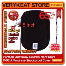 Portable Antithrow External Hard Drive WD2.5 Hardcase Shockproof Cover