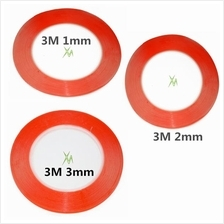 3mm*50m Double Sided Adhesive Tape Sticker 0.2mm Thickness Spare Part