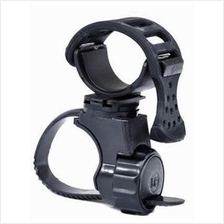 99 - Lichao Bicycle Lighting torchlight holder bracket Clamp Mount LC6