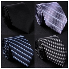 Tie Stylish Stripe Neckties Tie Ties Necktie Custom Made (MOQ 200pcs)