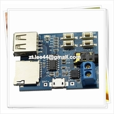 MicroSD Thumbdrive MP3 Format Decoder Board Decoding Audio Player