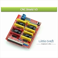 CNC Shield V3 for Arduino UNO, A4988 Stepper Driver