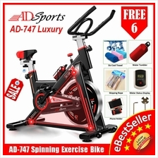 Fitness Equipment Spinning Exercise Bike Sport Cycling Bicycle
