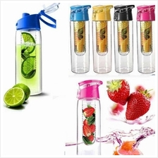 Korea Style Fruit Juice Water Cup 700ml Sports Bicycle Creative Bottle
