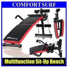 OK-005 Prof Multifunction Foldable Gym Fitness Sit Up Bench Chair