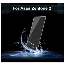asus zenfone 2 5 6 clear privacy tempered glass