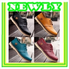 Men's Fashion British Style Casual Shoes A19